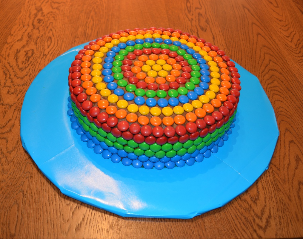 Easy To Make Kids Birthday Cakes