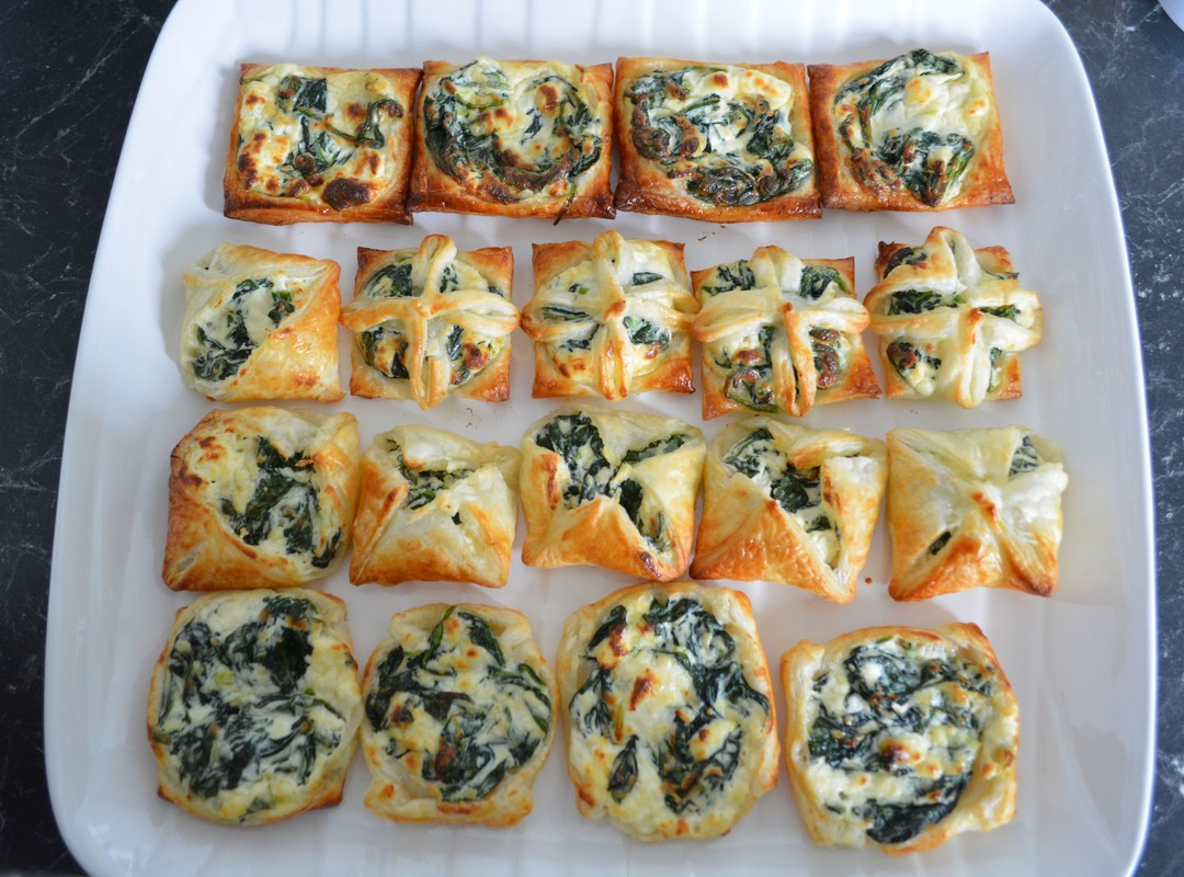 Spinach Ricotta Flans What S Cooking Ella